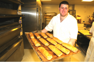 Clark's Bakery - Our Store - Sean - Young Baker